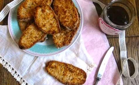 Petits pains complets suédois
