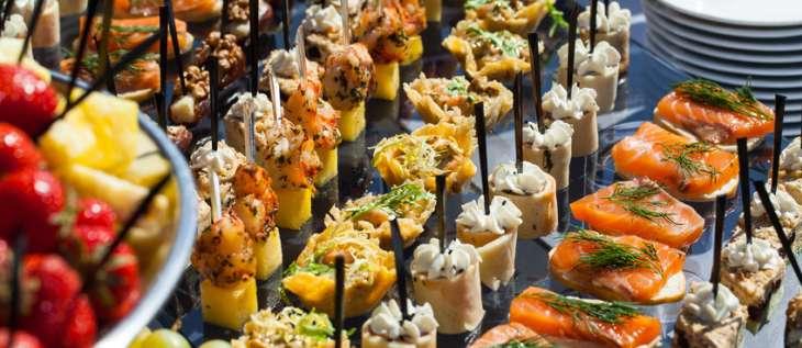 Préparer un buffet - buffet, apéritif, amuse-bouches, finger food ...