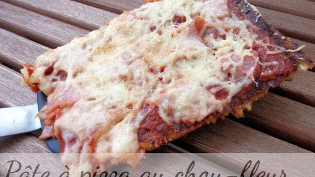 que faire avec un chou fleur ben une p 226 te 224 pizza par humour gloire et beaut 233