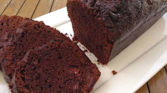 Cake carr ment chocolat de pierre herm par en k de for Cake au chocolat pierre herme