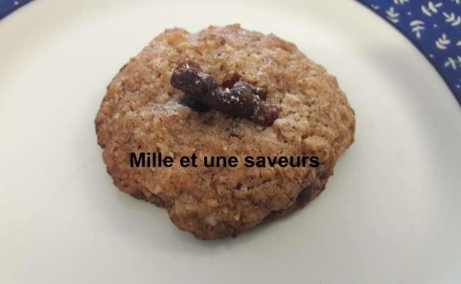 Petits biscuits aux noix - mille et une saveurs dans ma cuisine