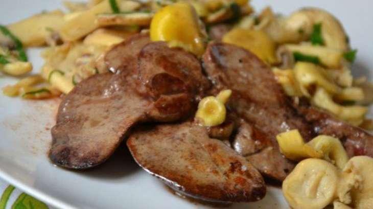 Foies de lapin aux champignons et au pineau des charentes - Cuisiner les pleurotes ...