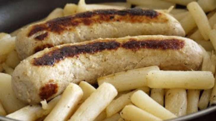Boudin blanc au foie gras maison sans gluten recette par cuisine maison d 39 autrefois comme - Foie gras au sel sans cuisson ...