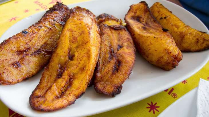bananes plantain frites kelewele recette par streetfood et cuisine du monde. Black Bedroom Furniture Sets. Home Design Ideas
