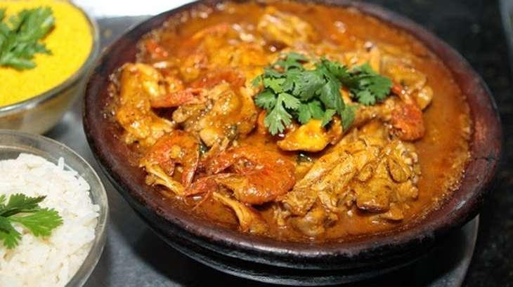 Xinxim de galinha un plat de poulet crevettes bahia for Idee plat a cuisiner