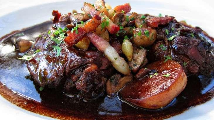 Coq au vin fa on grand m re bourguignonne recette par cuisine maison d 39 autrefois comme grand - Recette merveilles de grand mere ...