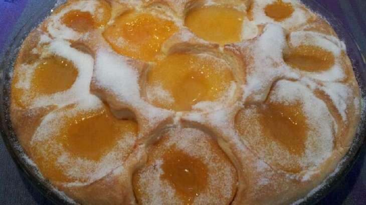 Le g teau aux abricots de la grand m re de val rie - Recette crepe grand mere ...
