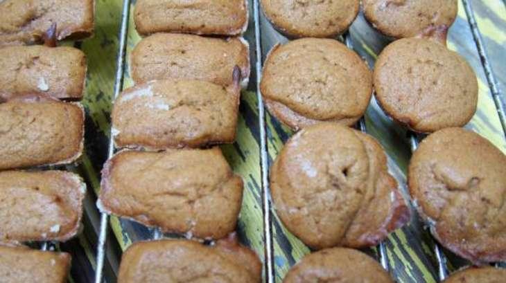 Petits Gâteaux Moelleux à La Courge Butternut Recette Par - Cuisiner la courge butternut