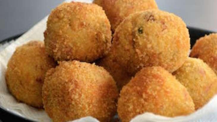 Cromesquis de choucroute et knacks d 39 alsace recette par - Cuisiner choucroute crue ...