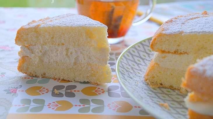 Gâteau façon Kinder paradiso
