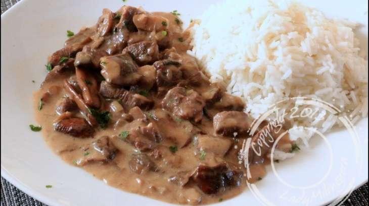 Magrets de canard sauce foresti re recette par ladymilonguera - Recette de cuisse de canard en sauce ...