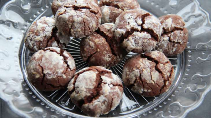 Crinkles cappuccino
