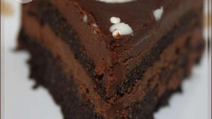 Torte Sacher-Gateau au Chocolat