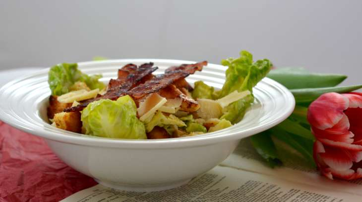 Salade césar, la meilleure des salades