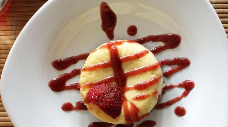 New york cheesecake au coulis de fruits rouges recette for Coulis fruits rouges surgeles