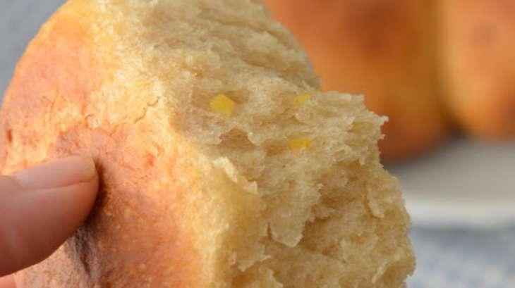 Brioche au Citron et à l'Huile d'Olive
