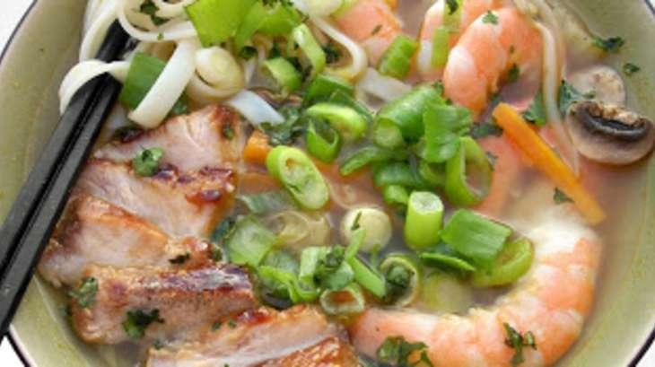 Soupe à la Vietnamienne