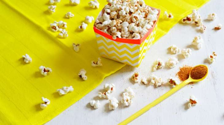 Healthy pop-corn