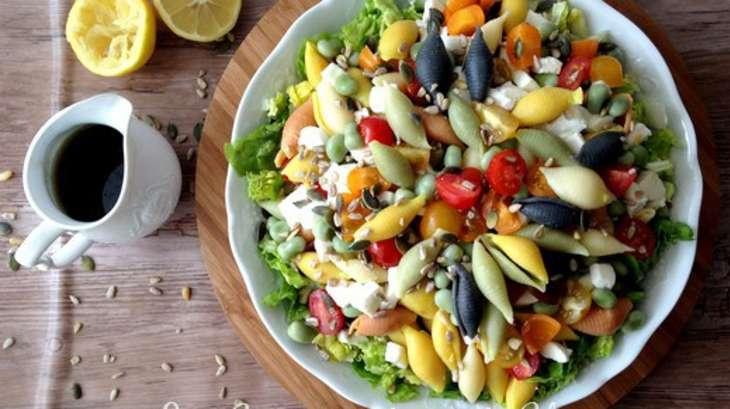 salade du soleil l 39 italienne recette par les gourmandises de ya. Black Bedroom Furniture Sets. Home Design Ideas