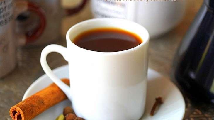 Café marocain aux épices