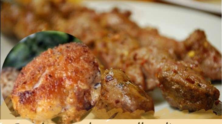 Cervelles d 39 agneau au beurre en brochettes recette par cuisine maison d 39 autrefois comme - Duree cuisson cote de boeuf ...