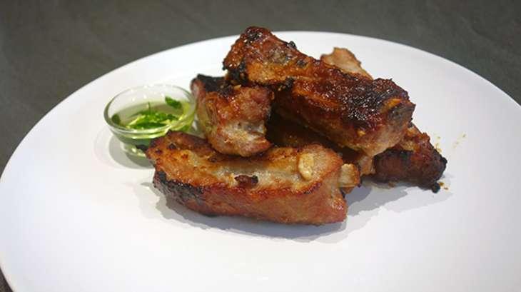 Travers de porc la citronnelle recette par simple gourmand - Cuisiner travers de porc ...