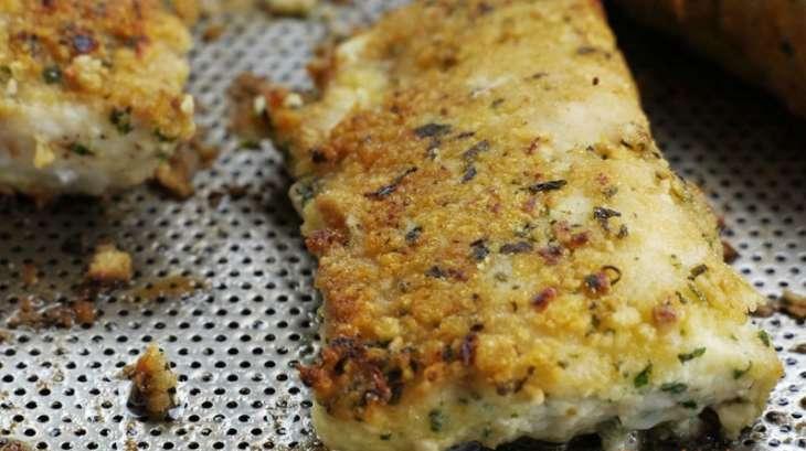 Filets de lieu noir pan s recette par try this - Cuisiner le dos de cabillaud a la poele ...