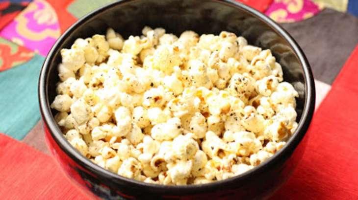 Popcorn au poivre du Sichuan