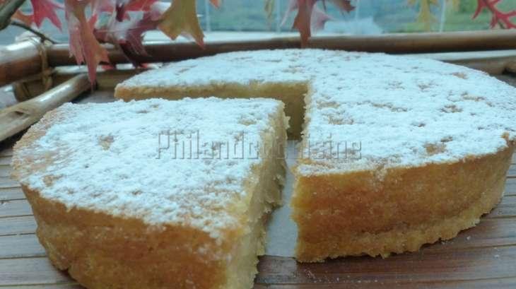 gâteau à la compote de pomme ou apfelmuskuchen - recette par