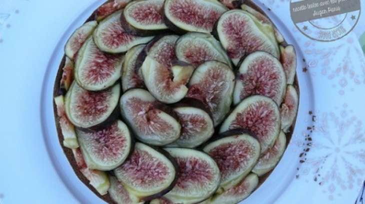 Tarte Figues et Mûres