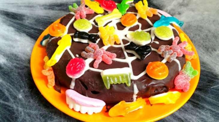 gâteaux halloween facile a réaliser