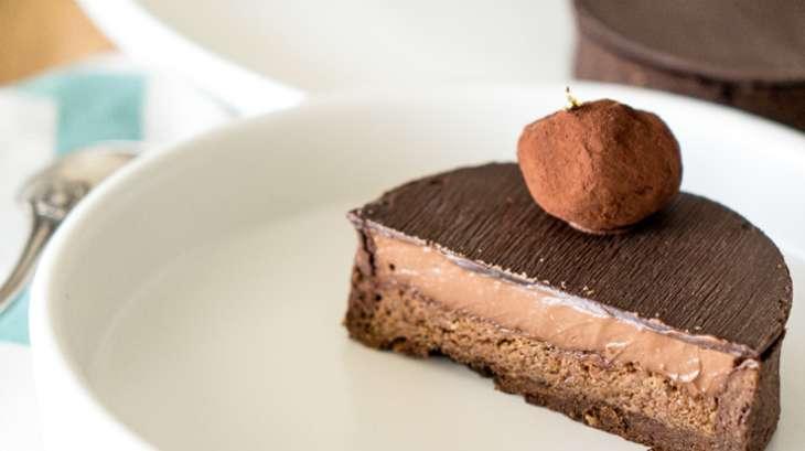 Tartelettes chocolat et praliné croustillant