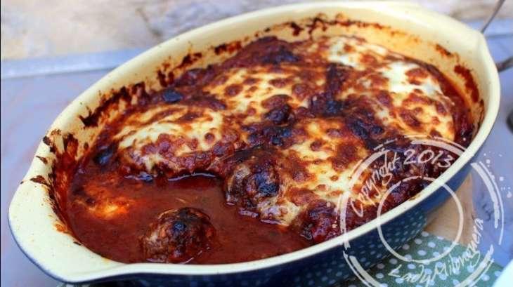 Boulettes à l'italienne de Jamie Oliver