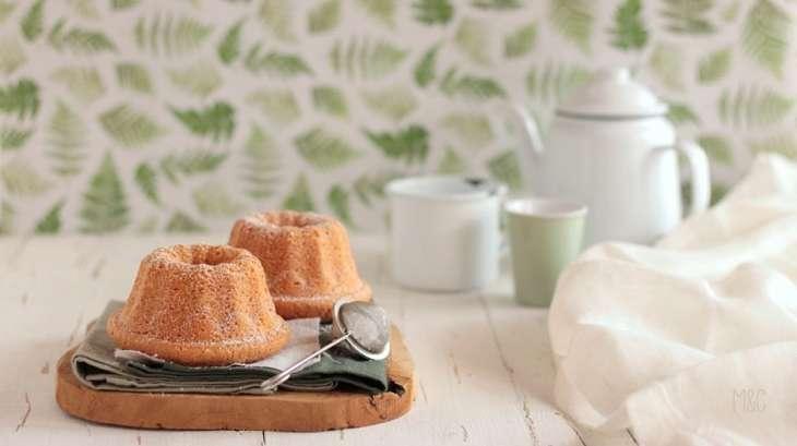 Bundt Cake Coco pour Fêter le Printemps