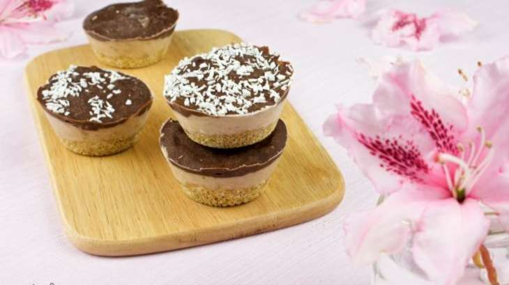 Muffins glacés