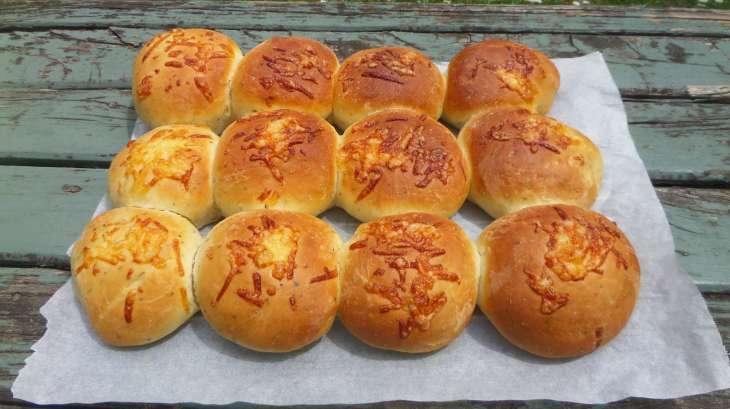 Petits pains au fromage et l 39 origan recette par my nomad cuisine - Par quoi remplacer l origan ...