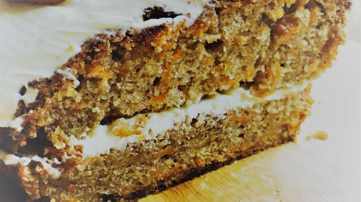 « The » carrot-cake