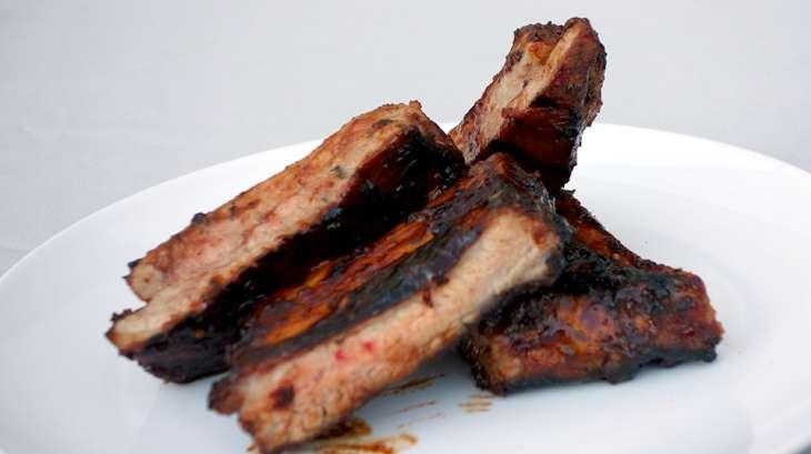 barbecue ribs recette par simple gourmand. Black Bedroom Furniture Sets. Home Design Ideas