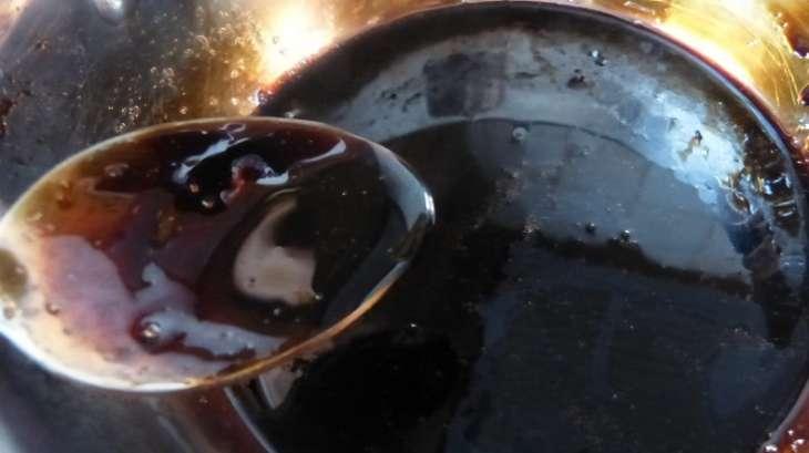 Crème de vinaigre balsamique au miel