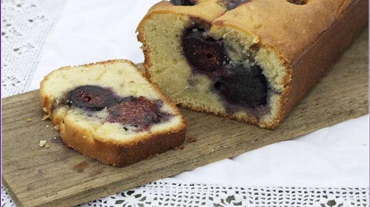 Gâteau aux figues et amandes