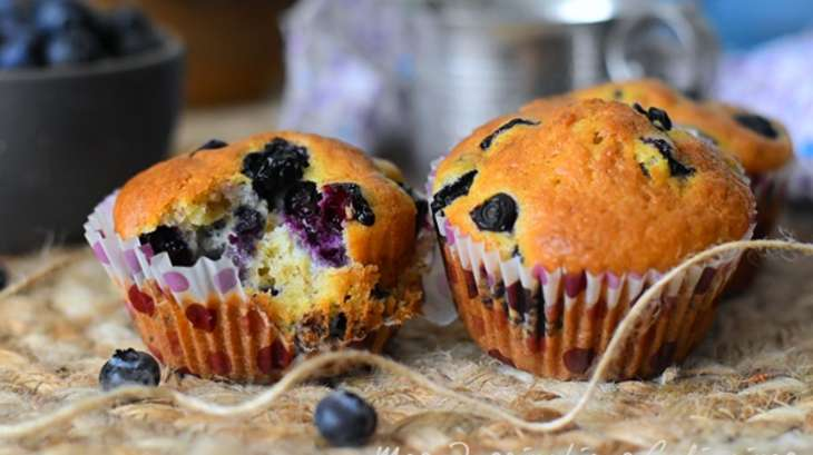 Muffins moelleux aux bananes