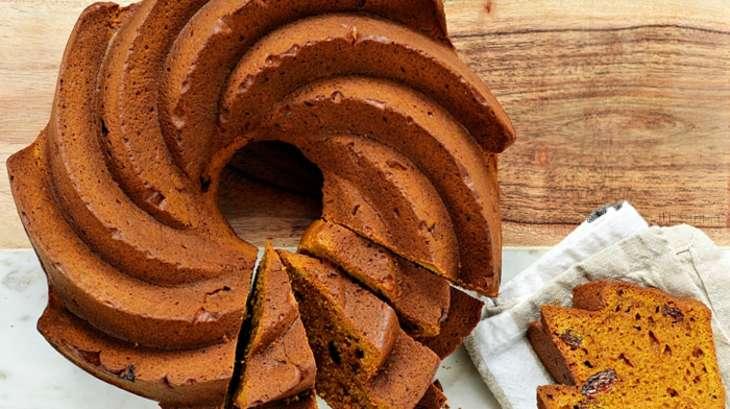 Cake potimarron et épices