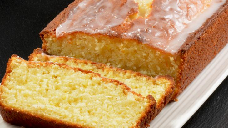 Cake au citron et noix de coco