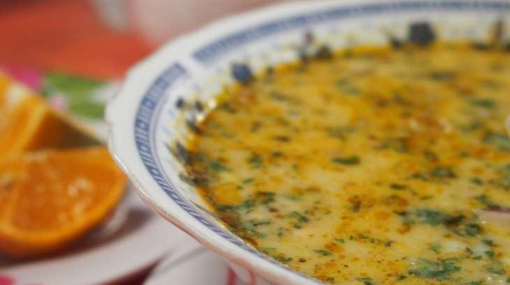 Yaguarlocro, soupe équatorienne