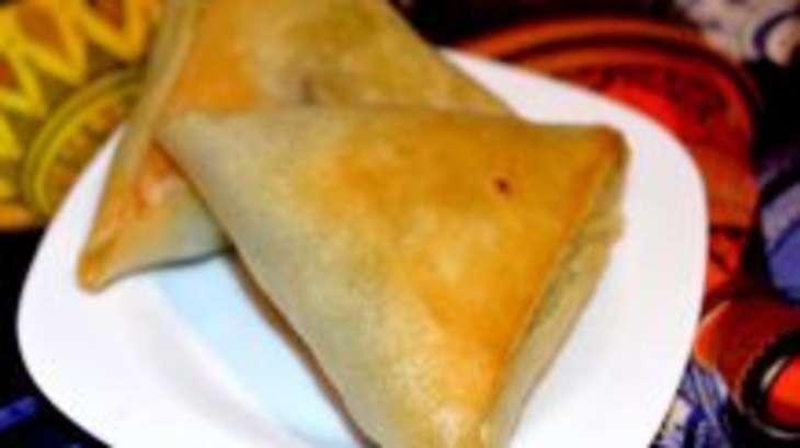 Briouate au poulet à la marocaine facile