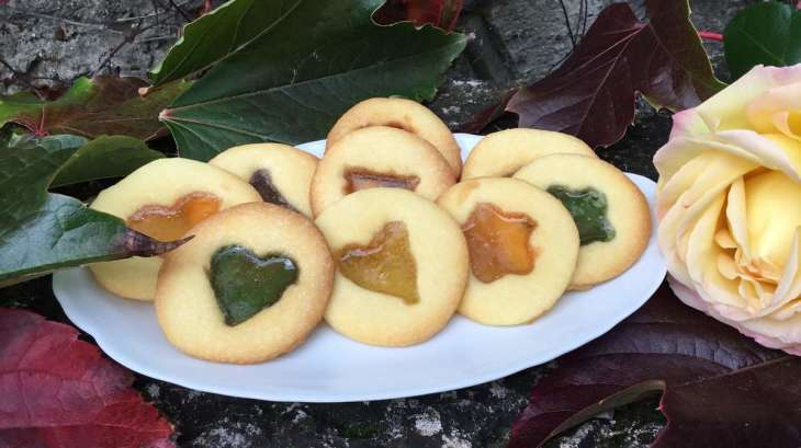 Biscuits vitraux recette facile