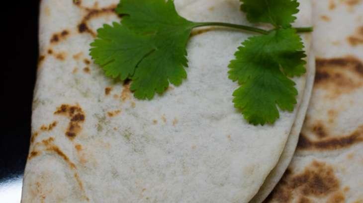 Quesadillas au guacamole et au cheddar