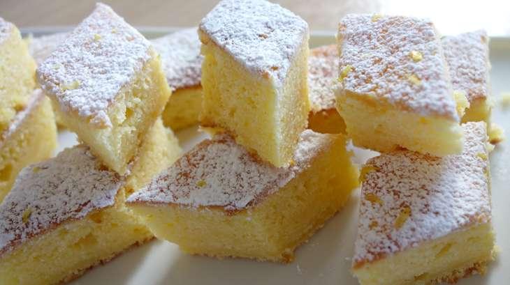 G teau moelleux au citron et au mascarpone recette par - Cuisiner avec du mascarpone ...