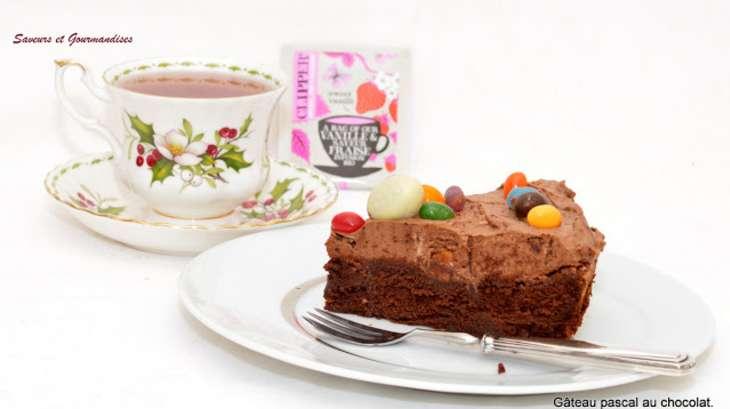 Gâteau pascal de Nigella.