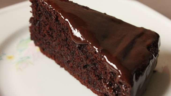 Le sempiternel gâteau au chocolat